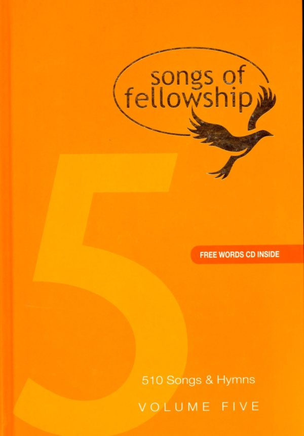 Songs of fellowship 5 music edition