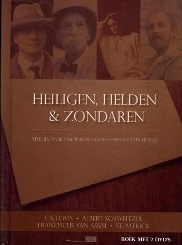 Heiligen, helden & zondaren (EO-Mediaboek)