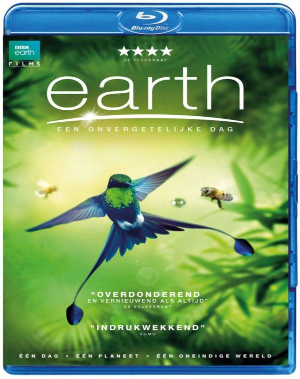EARTH - Een onvergetelijke dag (BBC-natuurdocumentaire) BLURAY