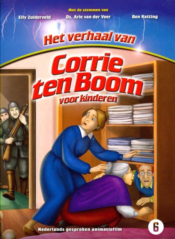Corrie ten Boom Voor Kinderen, Het Verhaal Van