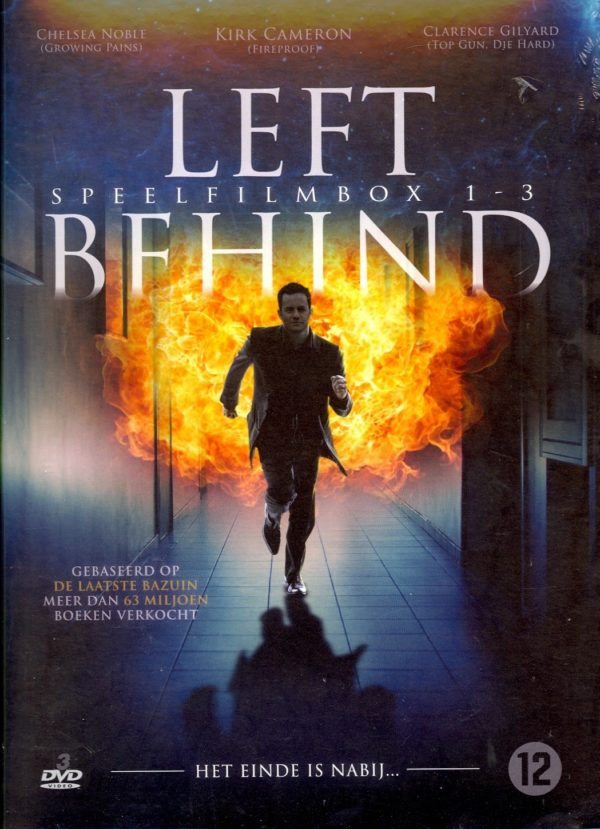 Left Behind box 1-3