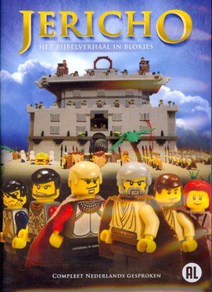 Jericho - Het Bijbelverhaal In Blokjes