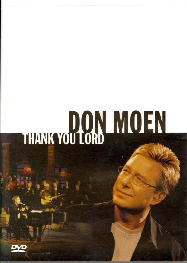 Thank you Lord DVD#