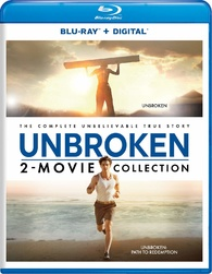 UNBROKEN 1 & 2 (BLURAY-BOX)