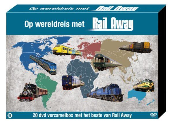 Op wereldreis met Rail Away (BOXSET)