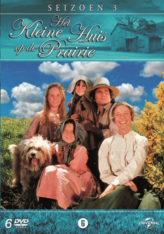Kleine Huis Op De Prairie, Seizoen 3