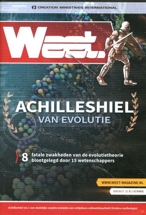 Achilleshiel Van De Evolutie (WEET)