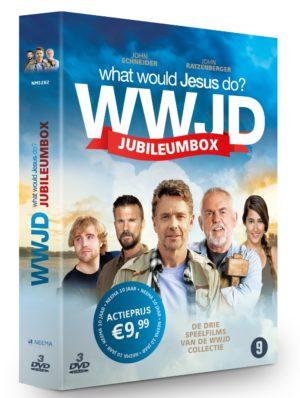 WWJD - Filmcollectie (3DVD)