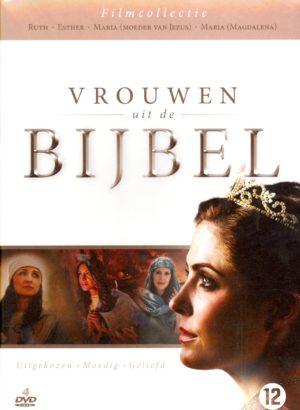 Vrouwen Uit De Bijbel (4DVD-box)