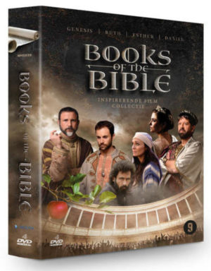 Books of the Bible (4DVD)