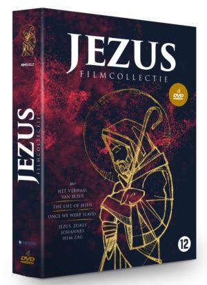 JEZUS - Filmcollectie (4DVD)
