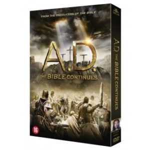 The Bible Continues: A.D.