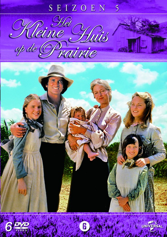 Kleine Huis Op De Prairie, Seizoen 5