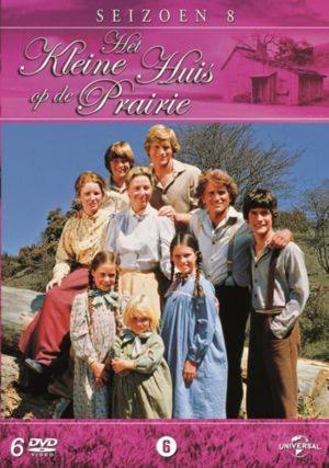 Kleine Huis Op De Prairie, Seizoen 8