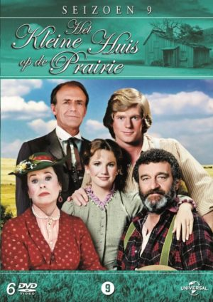 Kleine Huis Op De Prairie, Seizoen 9