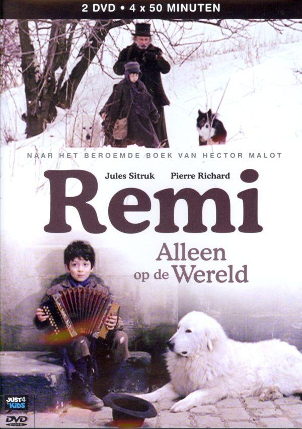 Alleen op de Wereld - Remi (2DVD)