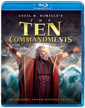 Ten Commandments, The (Bluray)