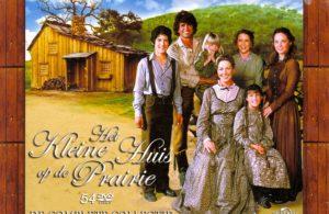 Kleine Huis Op de Prairie, Serie compleet