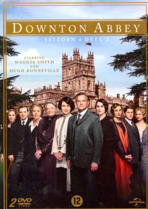 Downton Abbey Seizoen 4, deel 2
