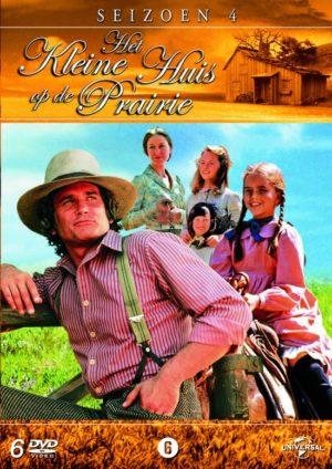 Kleine Huis Op De Prairie, Seizoen 4