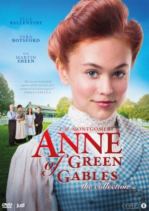 Anne of Green Gables (The Collection)