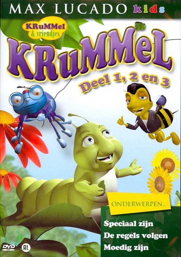 Krummel en zijn vriendjes - Collection 1 (Max Lucado)