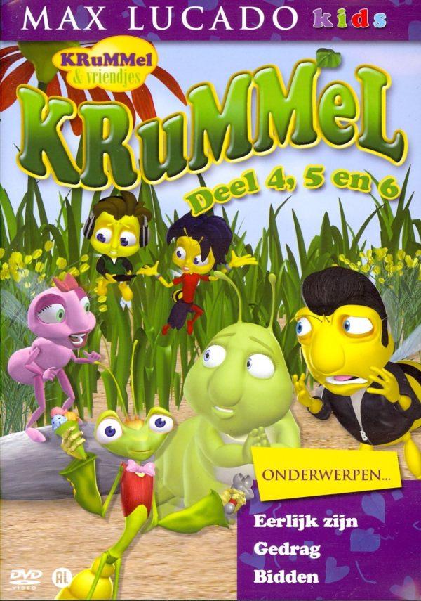 Krummel en zijn vriendjes - Collection 2 (Max Lucado)