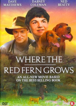 Where The Red Fern Grows (a la kleine huis)