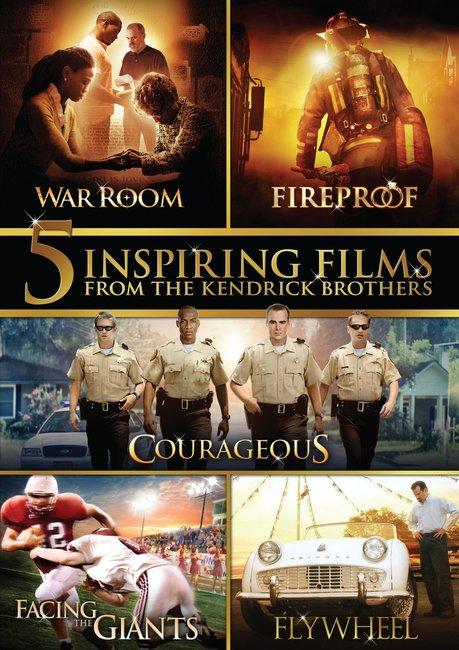 5 Inspiring Films (The Kendrick Brothers)
