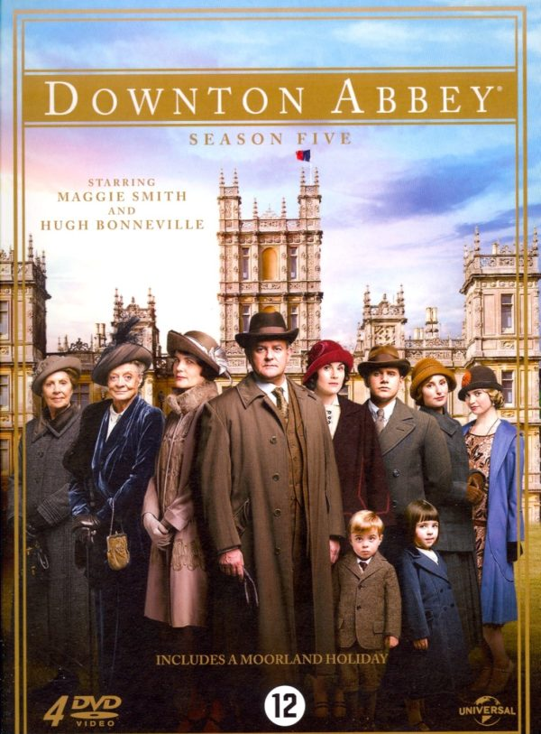 Downton Abbey Seizoen 5