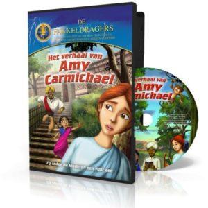 Verhaal Van Amy Carmichael, Het